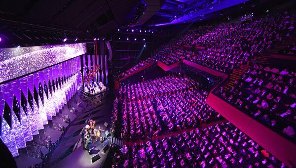 Церемония открытия 69-го Каннского кинофестиваля. Архивное фото