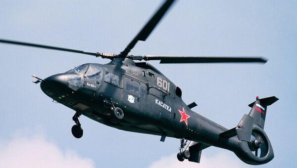 Вертолет Ка-60. Архивное фото