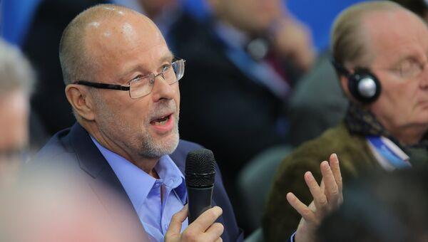 Рейн Мюллерсон, президент Института международного права (Женева), эксперт Международного дискуссионного клуба Валдай. Архив