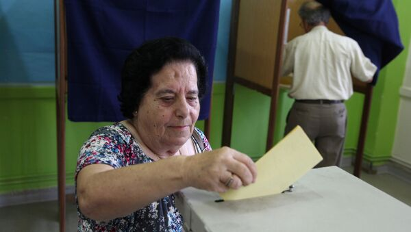 Выборы на Кипре