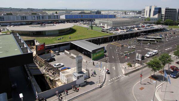 Международный аэропорт Вены Швехат, Австрия. 9 июля 2010