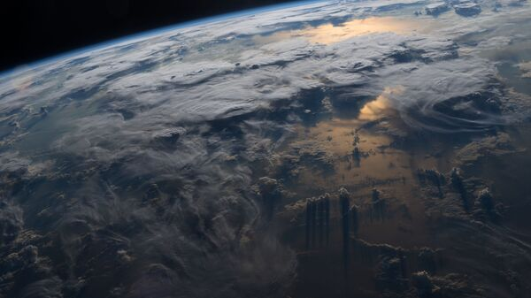 Вид Земли. Архивное фото
