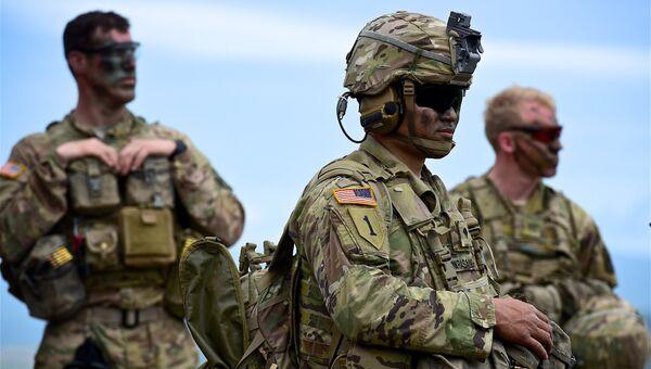 Совместные военные учения вооруженных сил Грузии и США Достойный партнёр. Май 2016