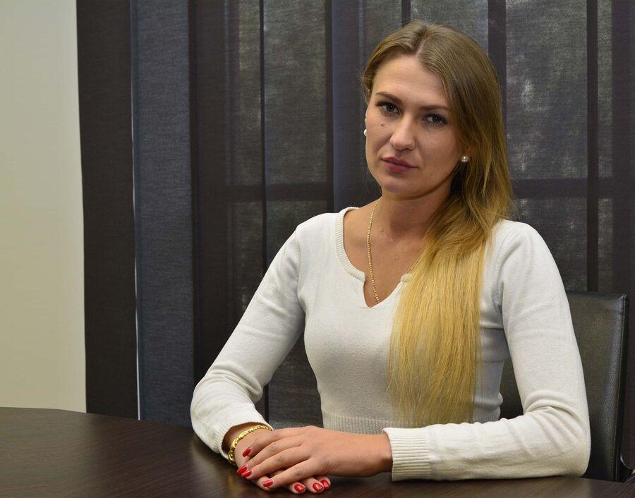Омбудсмен ДНР Дарья Морозова