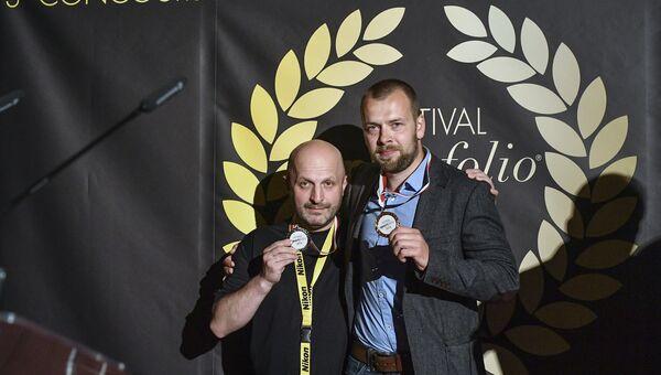 Фотокоры МИА Россия сегодня завоевали награды Sportfolio Festival