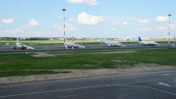 Международный аэропорт в Жуковском