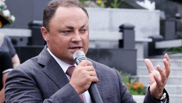 Мэр Владивостока Игорь Пушкарев. Архивное фото