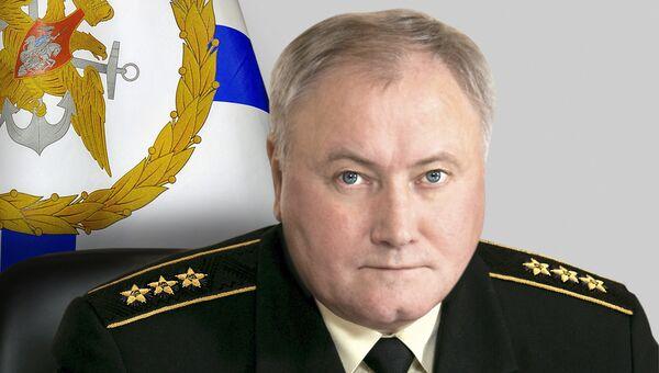 Главком ВМФ адмирал Владимир Королев