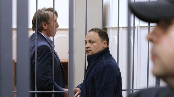 Экс-мэр Владивостока Игорь Пушкарев. Архивное фото