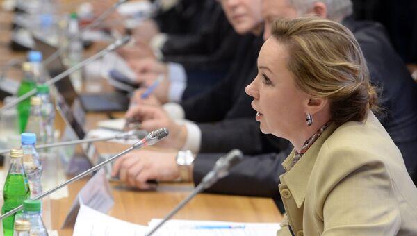 Советник министра спорта РФ Наталья Желанова. Архивное фото