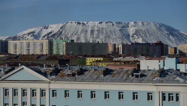 Норильск. Архивное фото