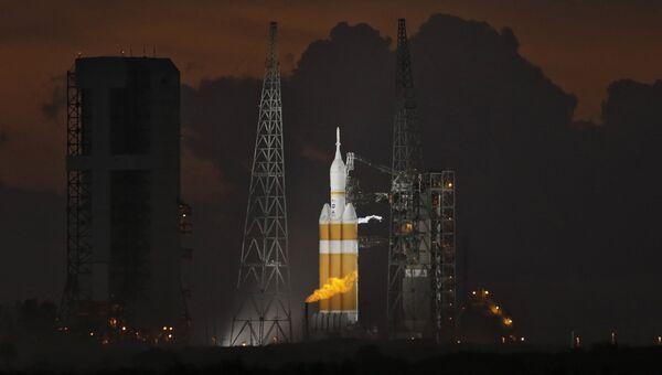 Ракета Delta 4-Heavy. Архивное фото