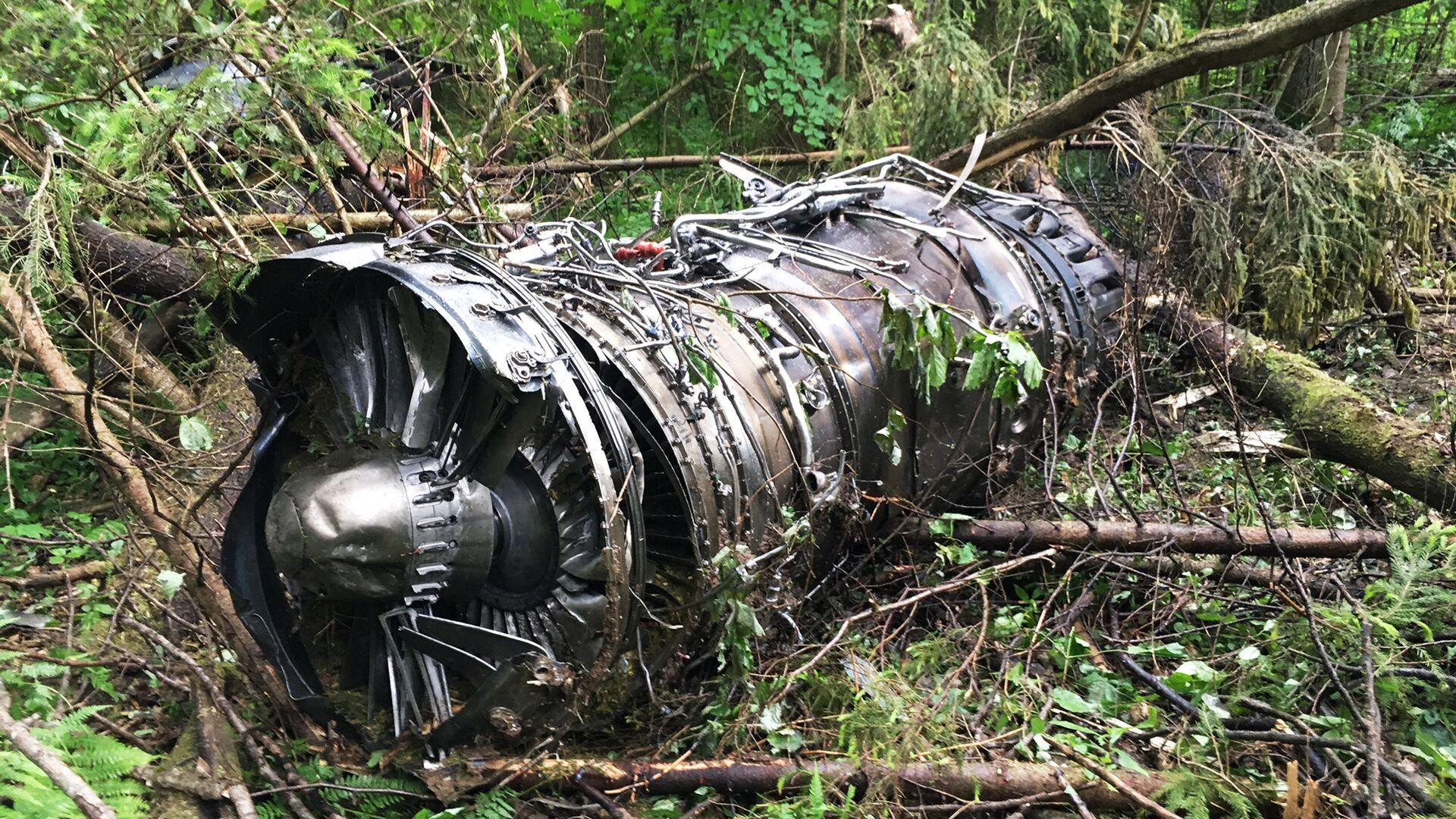 При крушении Ил-112В в Подмосковье не выжил никто