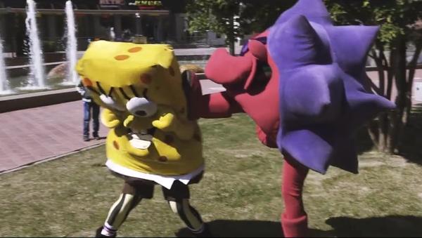 Кадр из видео В Питере – пить, в Челнах – пахать