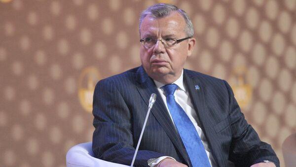 Исполнительный директор Управления ООН по наркотикам и преступности ООН Юрий Федотов