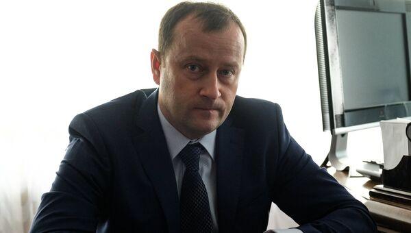 Управляющий директор АО Авиастар-СП Андрей Капустин
