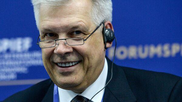 Руководитель Россельхознадзора Сергей Данкверт. Архивное фото