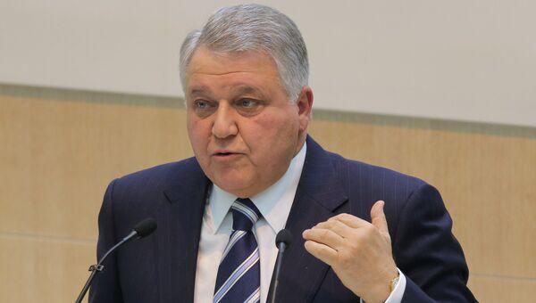 Директор Национального исследовательского центра Курчатовский институт Михаил Ковальчук