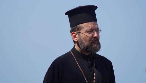 Архиепископ Телмисский Иов. Архивное фото