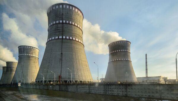 Ровенская АЭС. Архивное фото