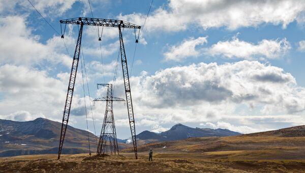 Энергетика Камчатки. Архивное фото