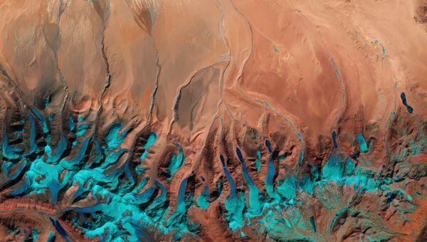 Фотография Тибетского нагорья