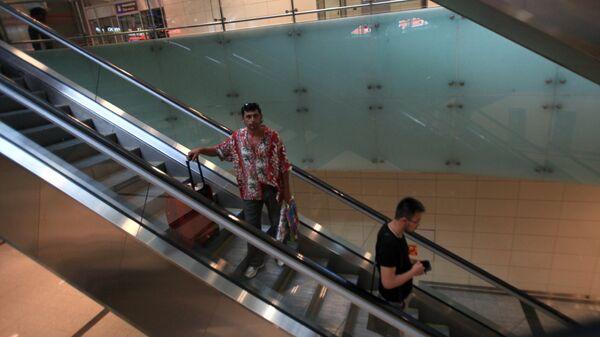Ситуация в международном аэропорту имени Ататюрка в Стамбуле