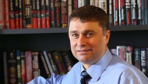 Руководитель Фонда перспективных исследований Андрей Григорьев. Архив