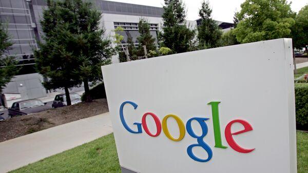 Штаб-квартира Google в Маунтин-Вью, штат Калифорния