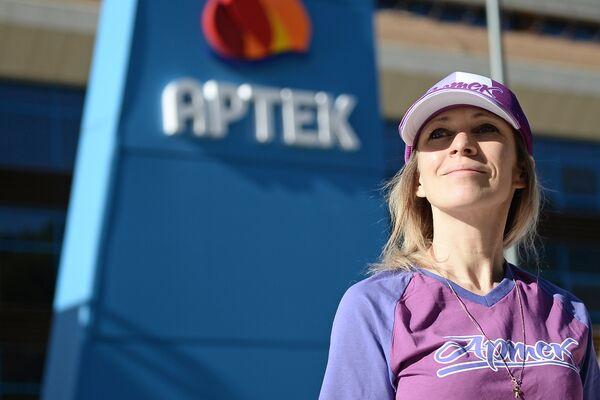 Официальный представитель МИД РФ М.Захарова посетила Артек
