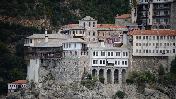 Православные монастыри Святой горы Афон