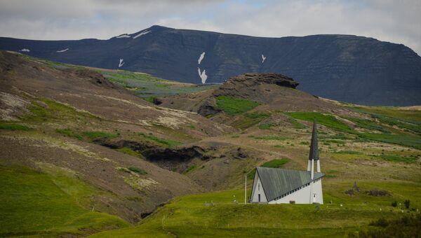 Страны мира. Исландия. Архивное фото