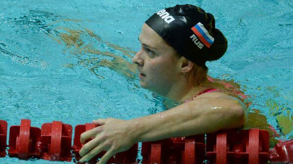 Виталина Симонова. Архивное фото
