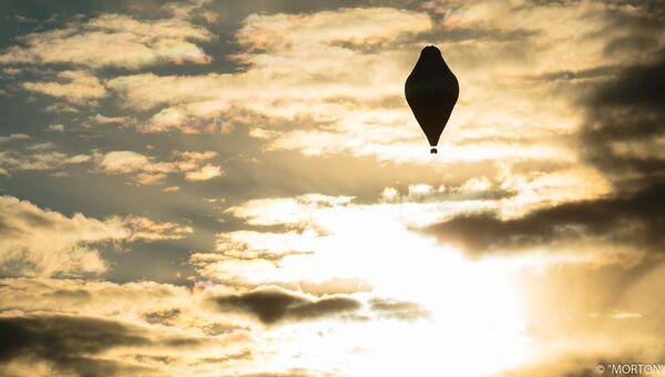 Воздушный шар российского путешественника Федора Конюхова
