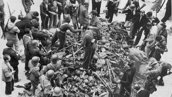 Власти Испании не вспомнили о 80-й годовщине окончания Гражданской войны