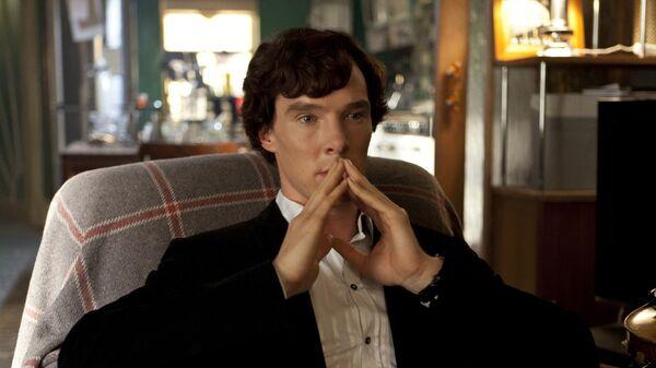Кадр из сериала Шерлок. Архивное фото
