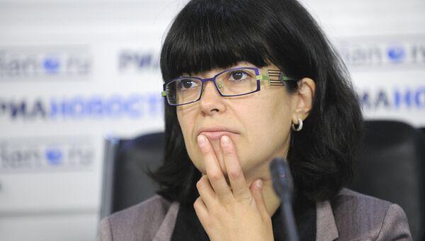 Исполнительный директор Ассоциации туроператоров России Майя Ломидзе