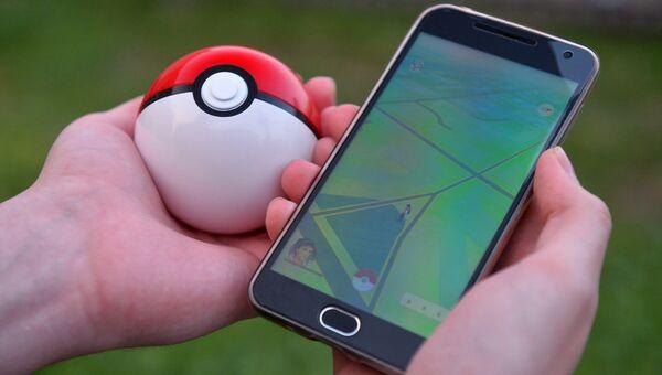 Игровое приложение Pokemon Go. Архивное фото