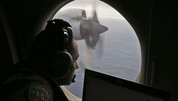 ВВС Австралии осуществляют поиски пропавшего самолета авиакомпании Malaysia Airlines в южной части Индийского океана. Архивное фото