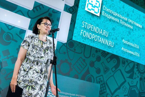 Оксана Орачева не сомневается в том, что Школа изменит жизнь ее участников