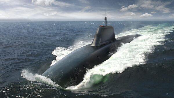 Проект британской подводной лодки класса Successor