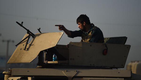 Полиция Афганистана. Архивное фото