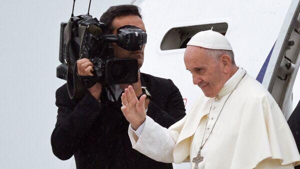 Папа римский Франциск. Дни молодежи в Польше
