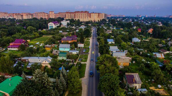 Города России. Щелково