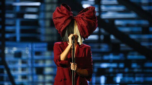 Австралийская певица Sia. Архивное фото