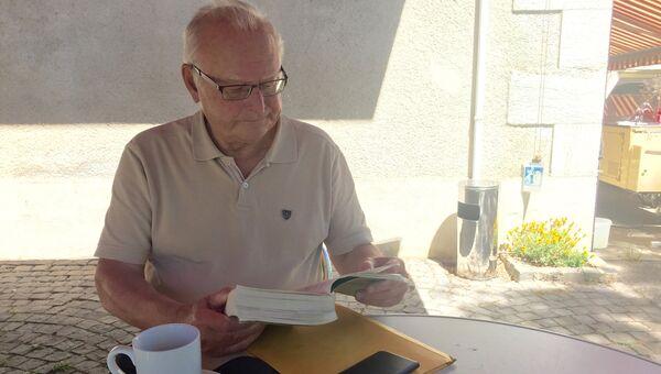 Председатель Совета Ассоциации выпускников МГИМО в Швейцарии Юрий Назаркин. Архивное фото