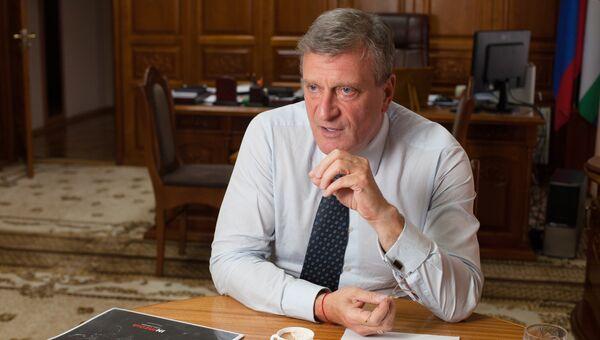 Врио губернатора Кировской области Игорь Васильев