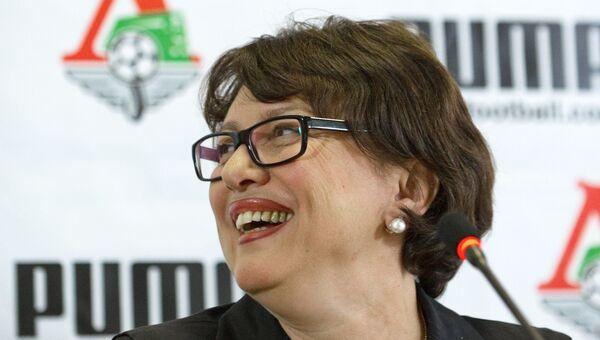 Ольга Смородская. Архивное фото