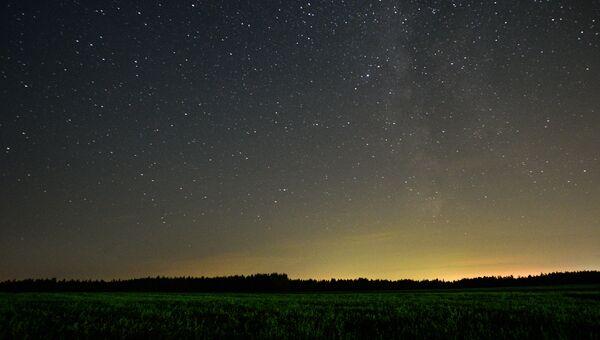 Небо. Архивное фото