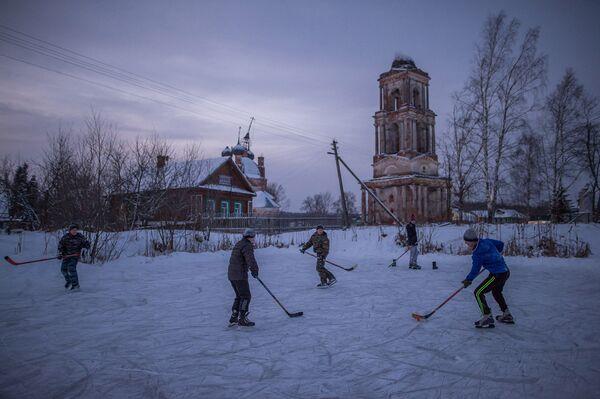 Работа фотокорреспондента МИА Россия сегодня Ильи Питалева